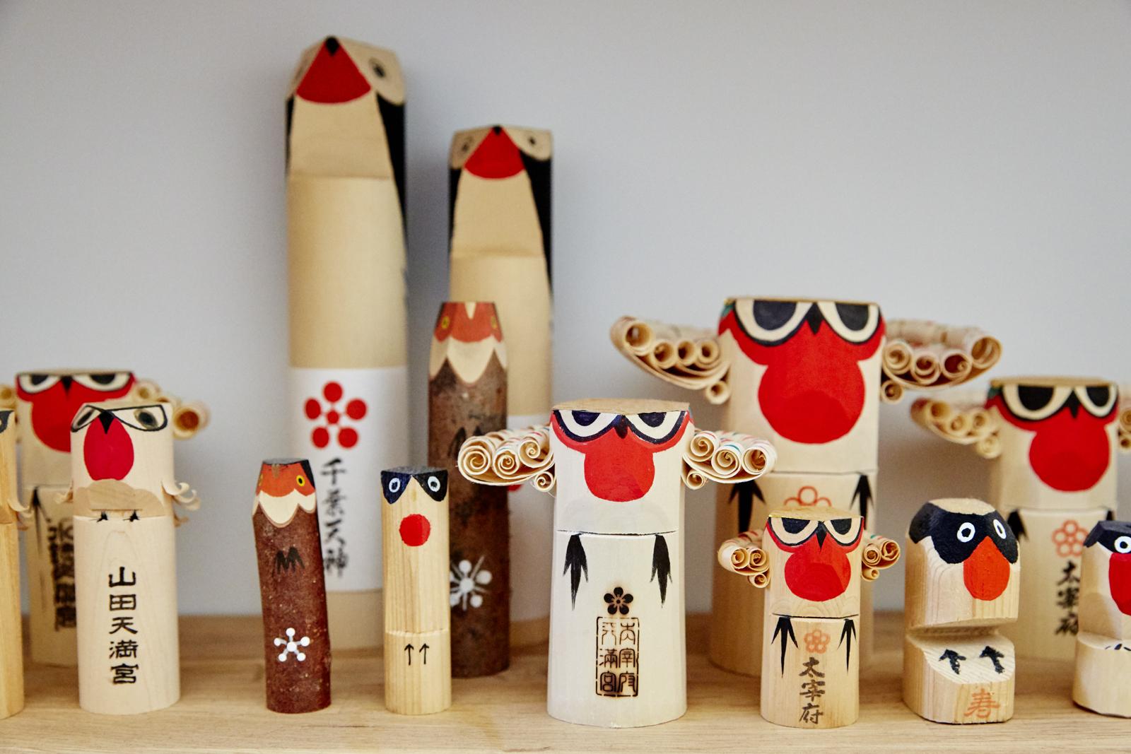 福岡の郷土玩具・うそ