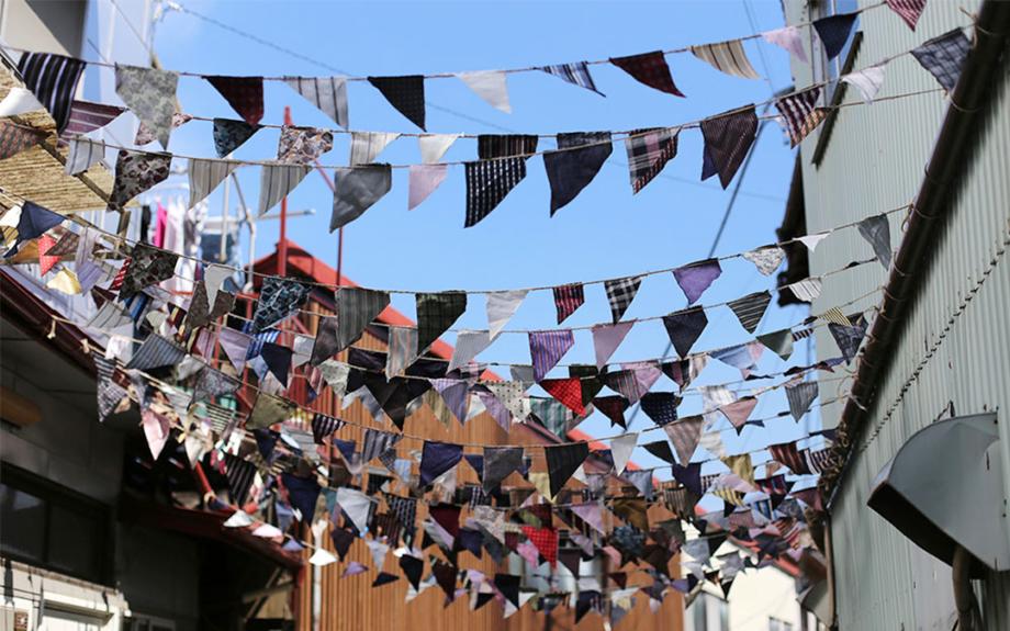 ハタオリの街で行われる2日間限定の秋祭り「ハタオリマチフェスティバル」開催!