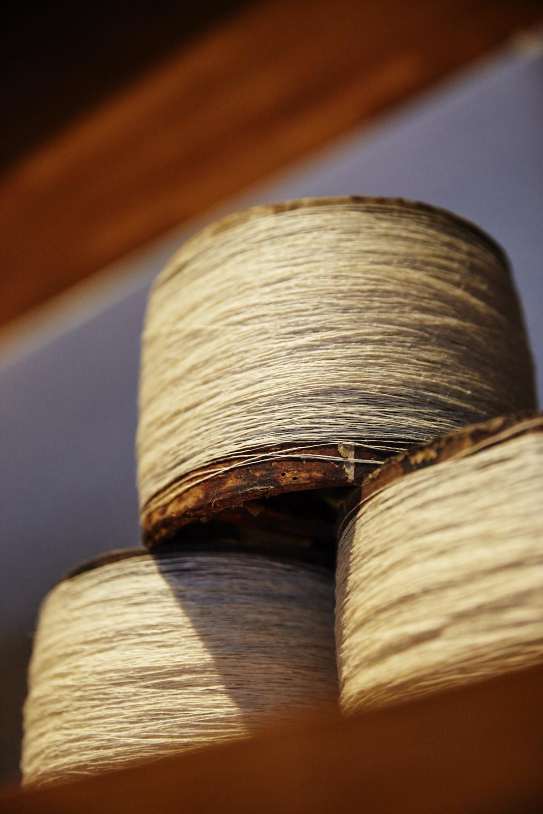奈良晒 糸巻き