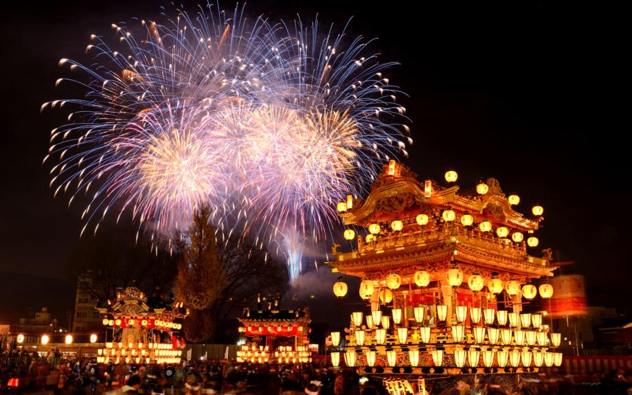 ユネスコ無形文化遺産登録決定!「秩父夜祭」が12月2日・3日に開催されます