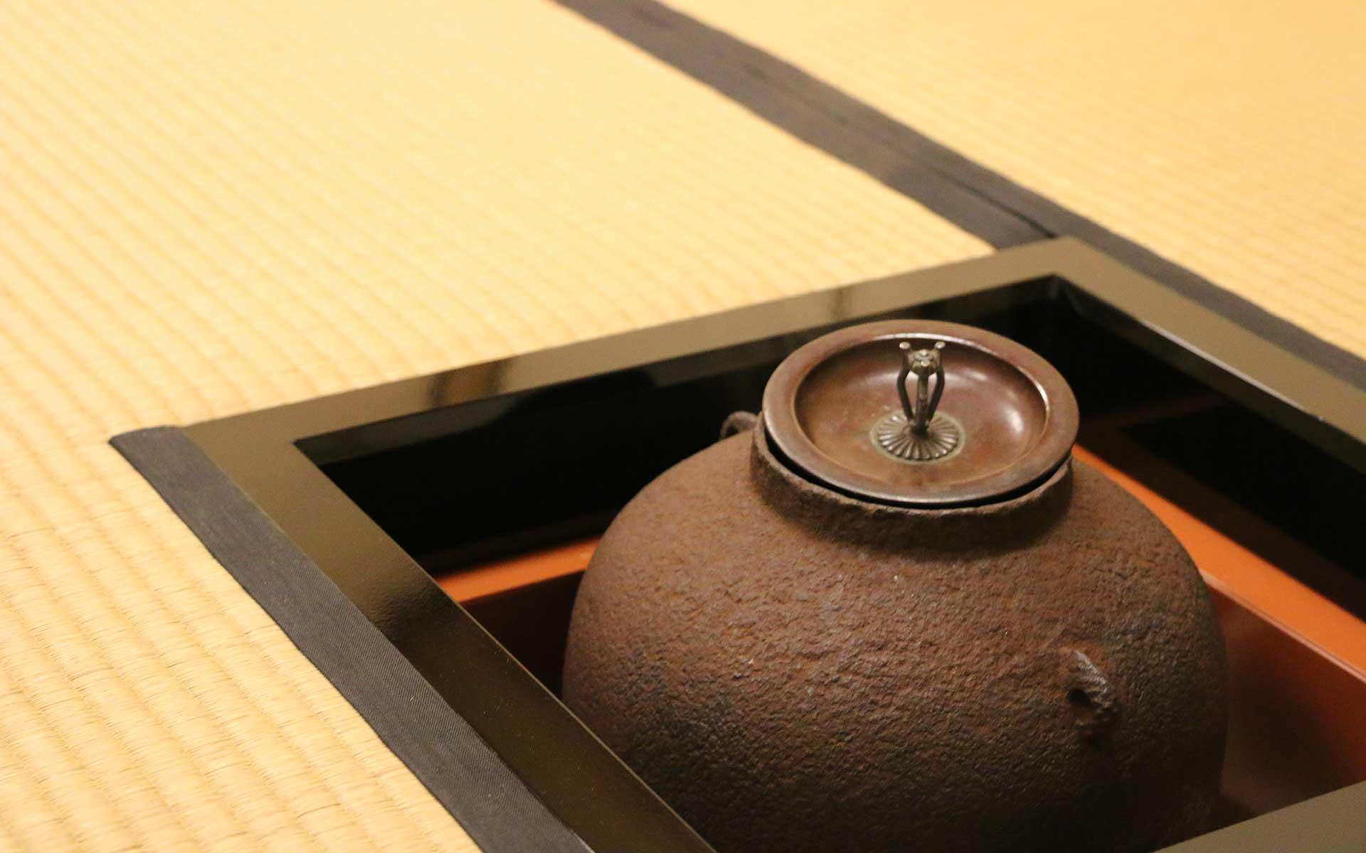 三十の手習い「茶道編」二、いい加減が良い加減。