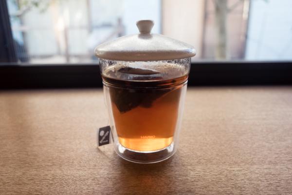 耐熱グラス(HARIO)