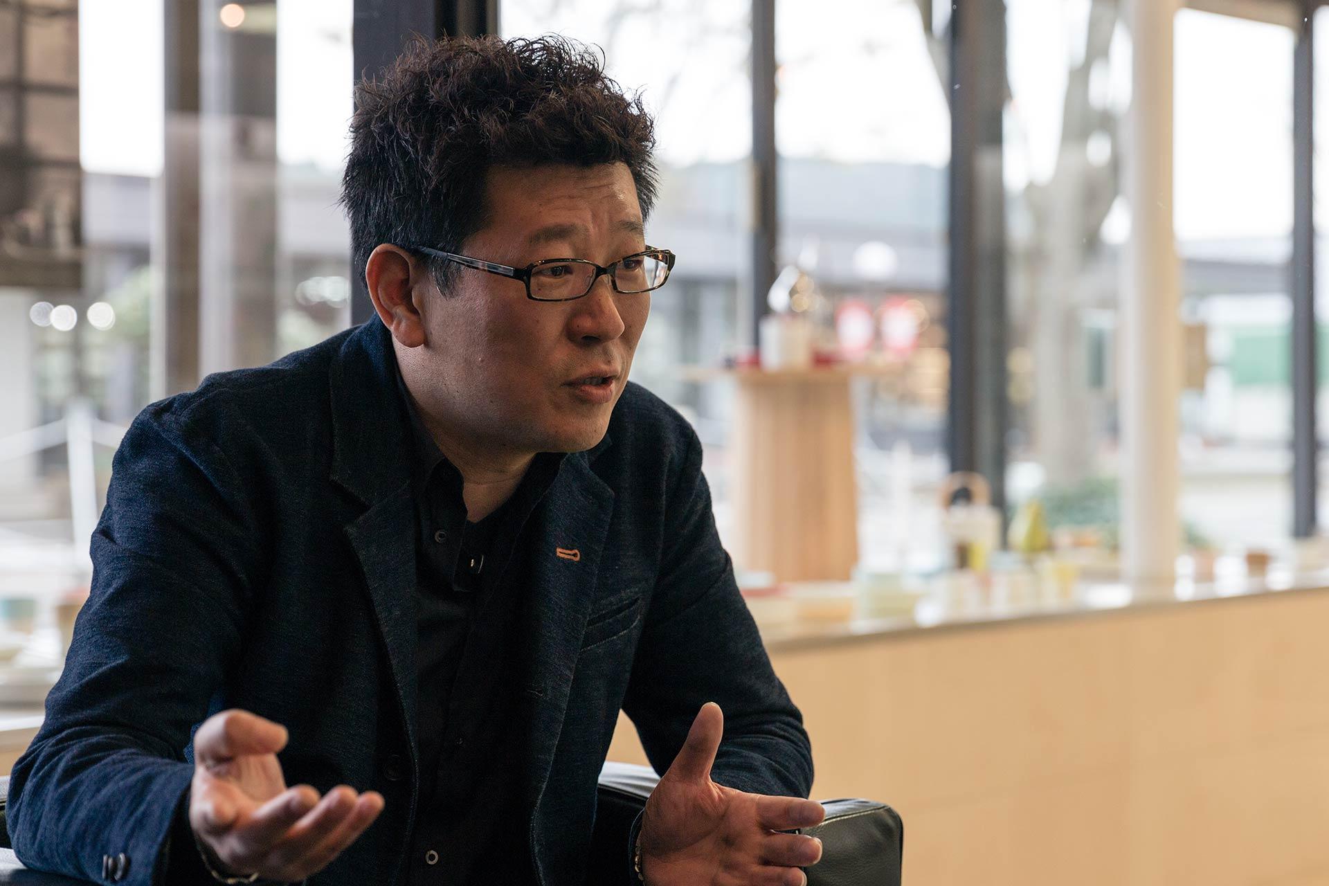百田憲由さん