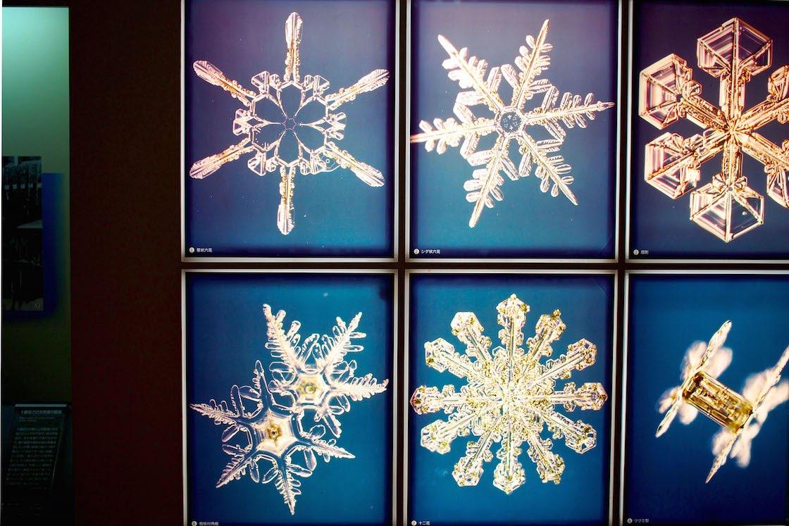 「雪は天からの手紙」中谷宇吉郎 雪の科学館で氷の世界を体験