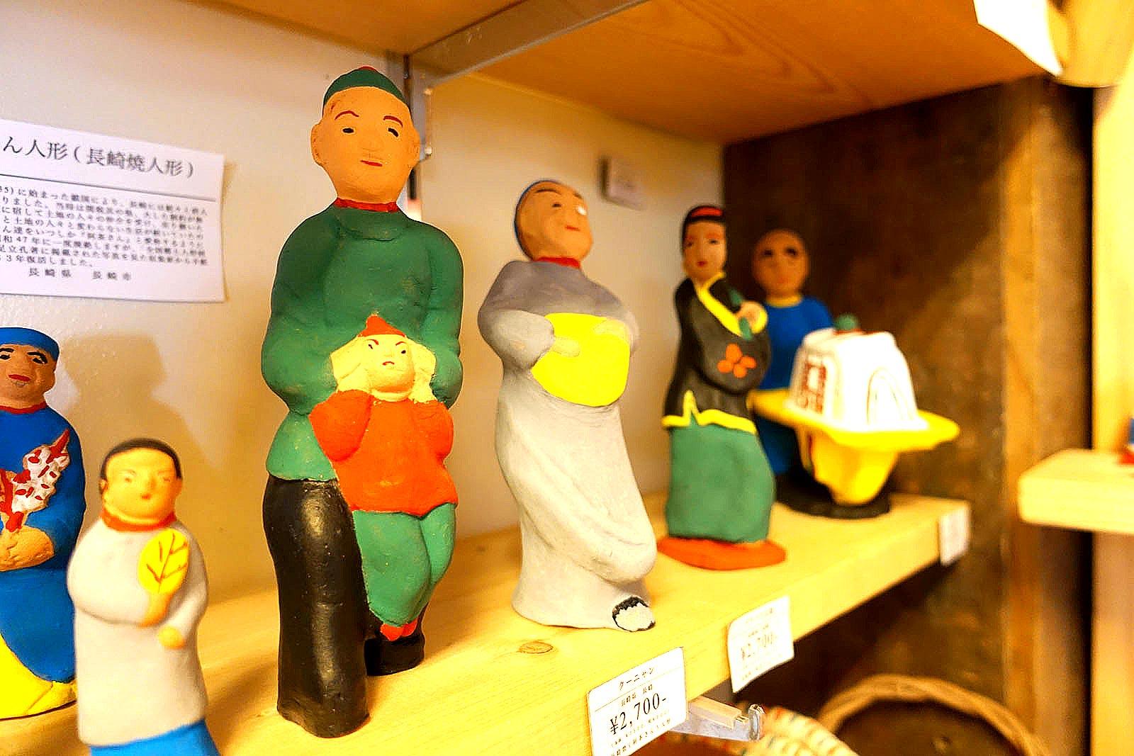 子どもと楽しく遊んでいる姿だという「ナンメンキャンキャン」/長崎県長崎市