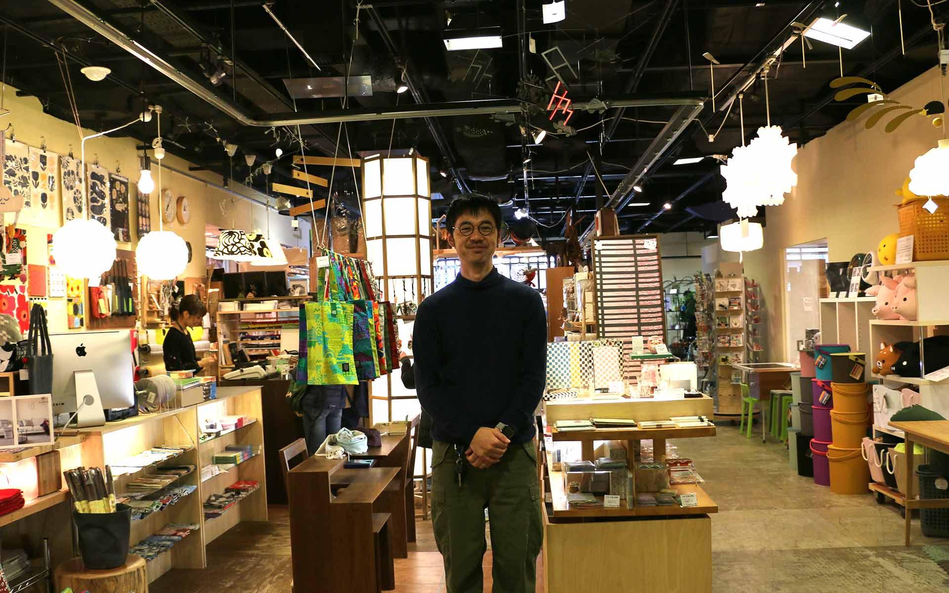 昨日の記事でも登場してくださった大澤寛さん。CHILLING STYLE店内にて