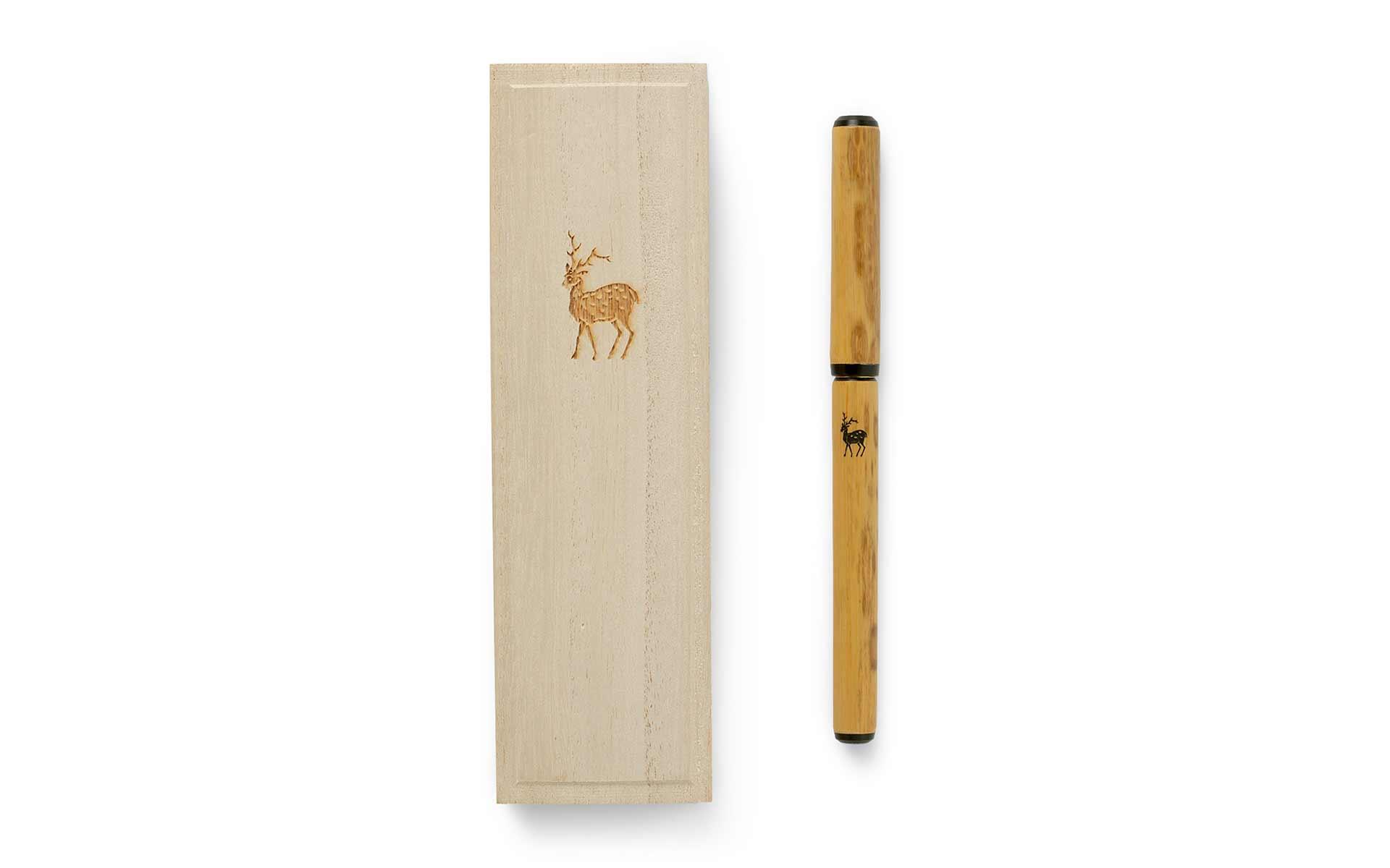 新生活に贈る 古都の筆ペン