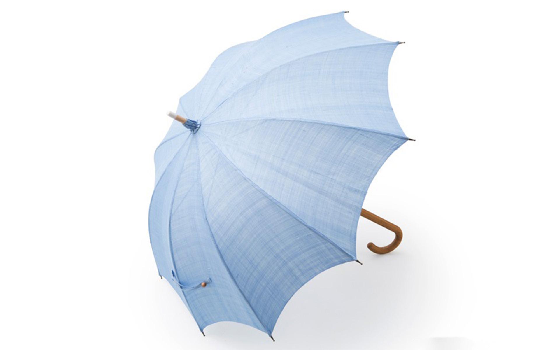 母の日の贈りもの、一生ものの日傘
