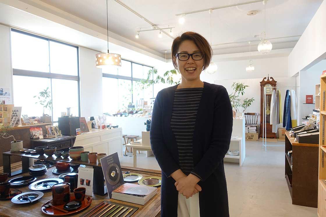 お話を伺った株式会社tao.代表取締役/IKUNAS発行人の久保月さん。