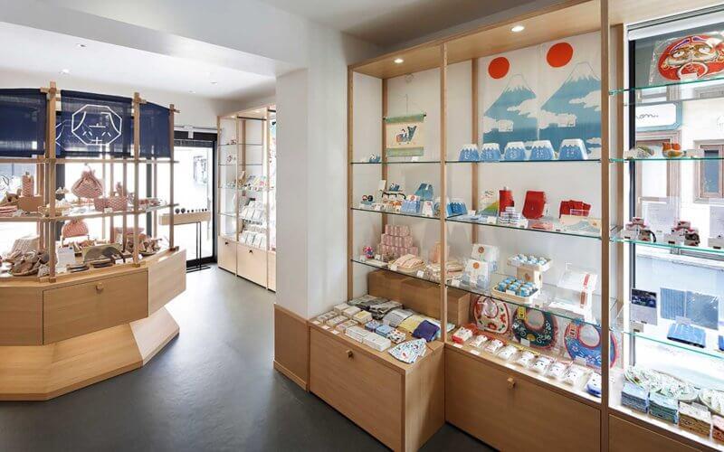 鎌倉八座・土産店