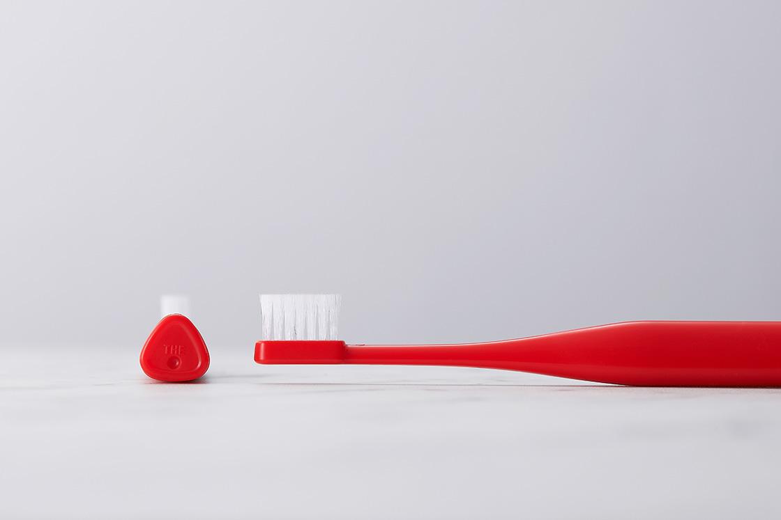 通常の「MISOKA」よりも極細毛で、歯と歯茎にもやさしい