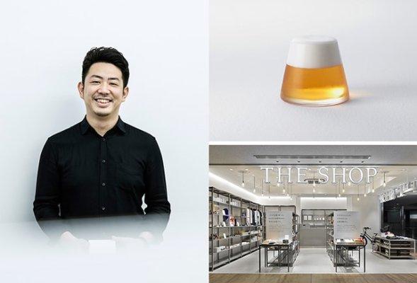 「THE」「富士山グラス」を手掛ける、今注目のプロダクトデザイナー 鈴木啓太さんトークセミナー「未来へつなげるデザイン」のお知らせ
