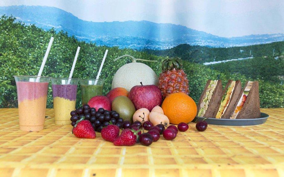 しあわせのくだもの。「堀内果実園」初の直営店が2017年6月24日 (土) 奈良にオープン