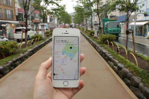 鶴岡八幡宮への行き方