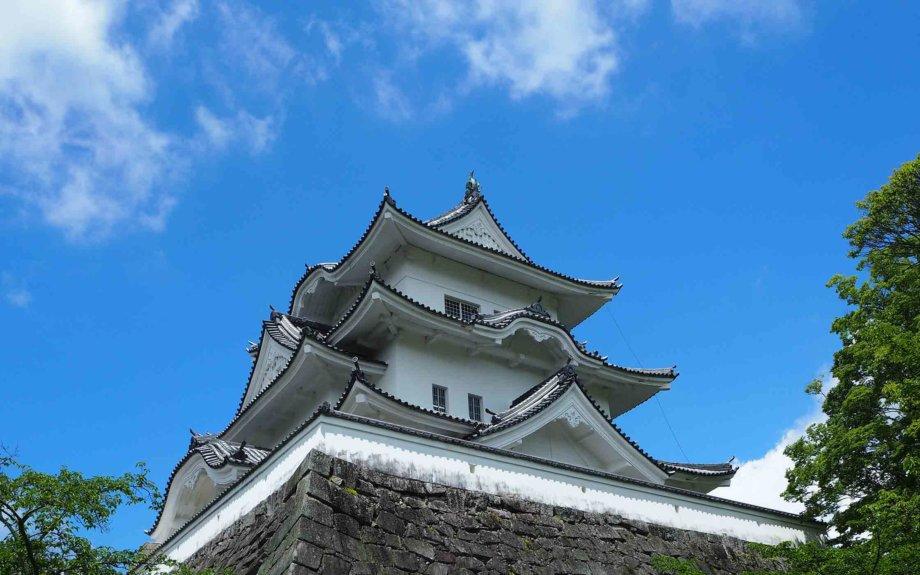 歴史と文化の情緒あふれる芭蕉縁の忍者市