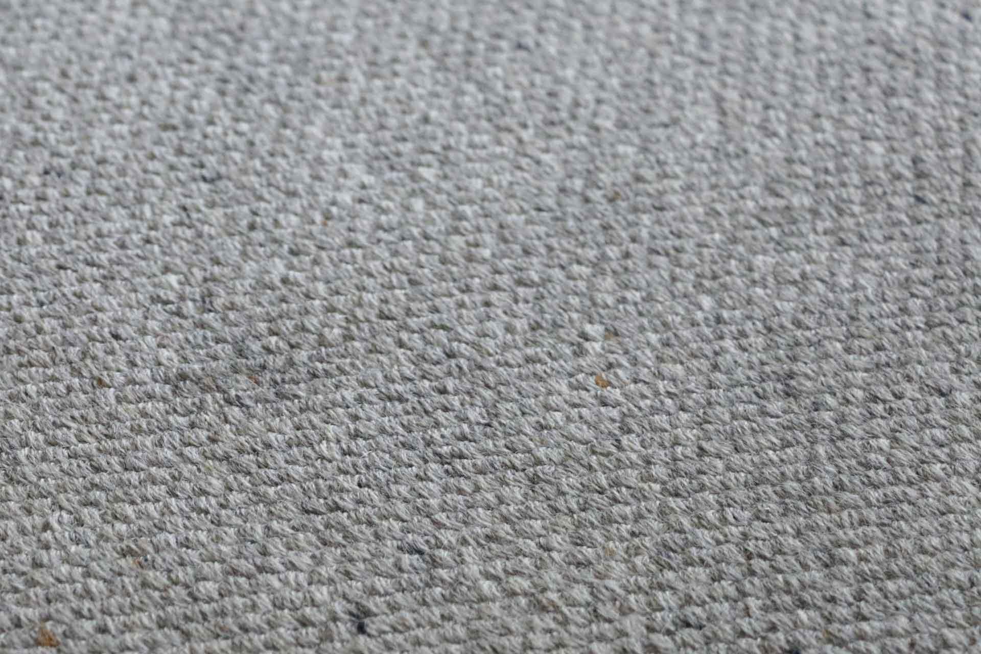 触れるとひんやりとすら感じるカーペットの表面