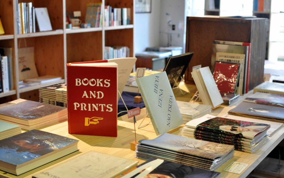 BOOKS AND PRINTS
