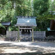 初生衣 (うぶぎぬ) 神社