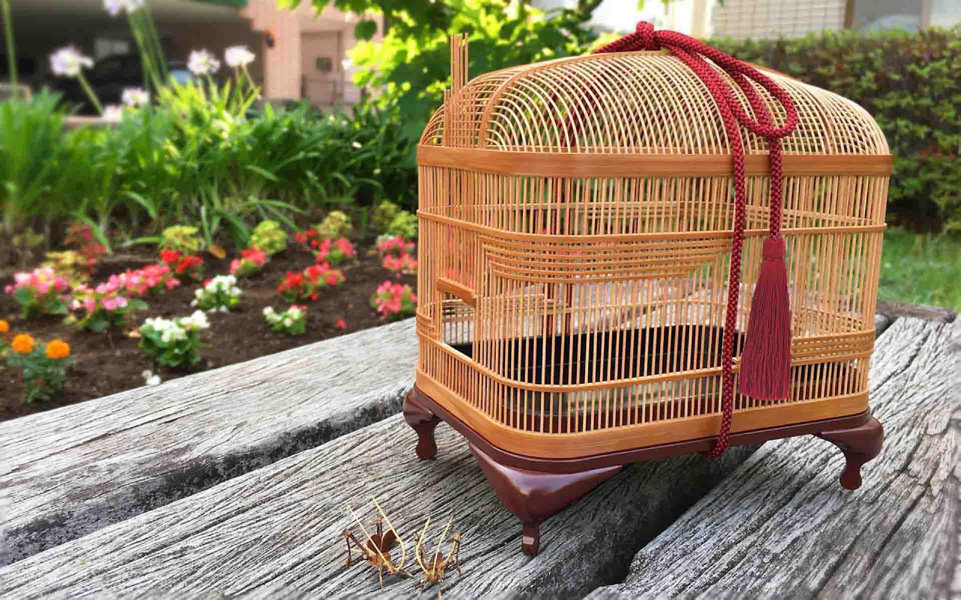 虫の音を愛でる日本人が生んだ、芸術品のように美しい虫籠