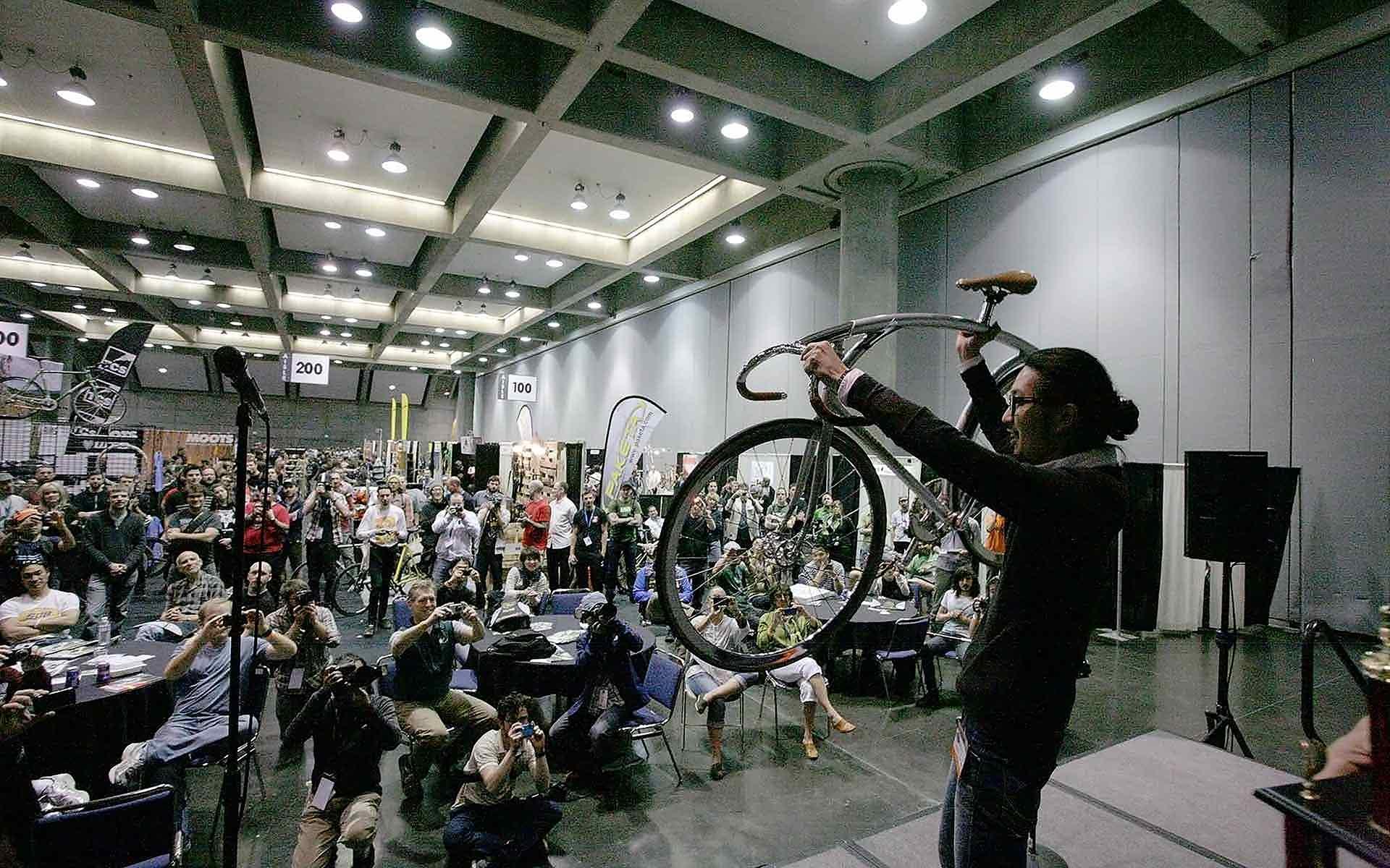 ケルビムのフレームビルダーが抱く野望。「自転車の歴史を変える」挑戦