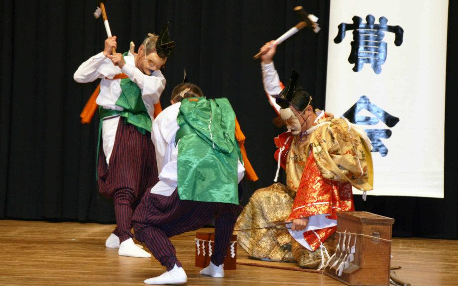 宝剣作の舞