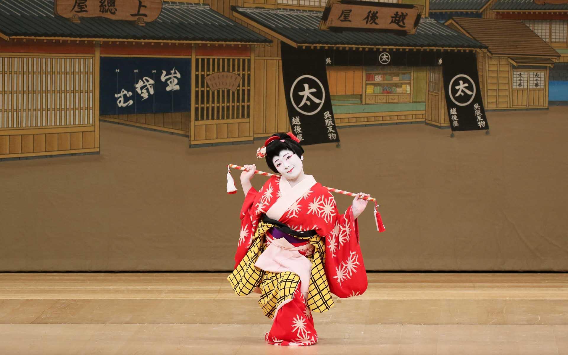 古典芸能入門「日本舞踊」の世界を覗いてみる
