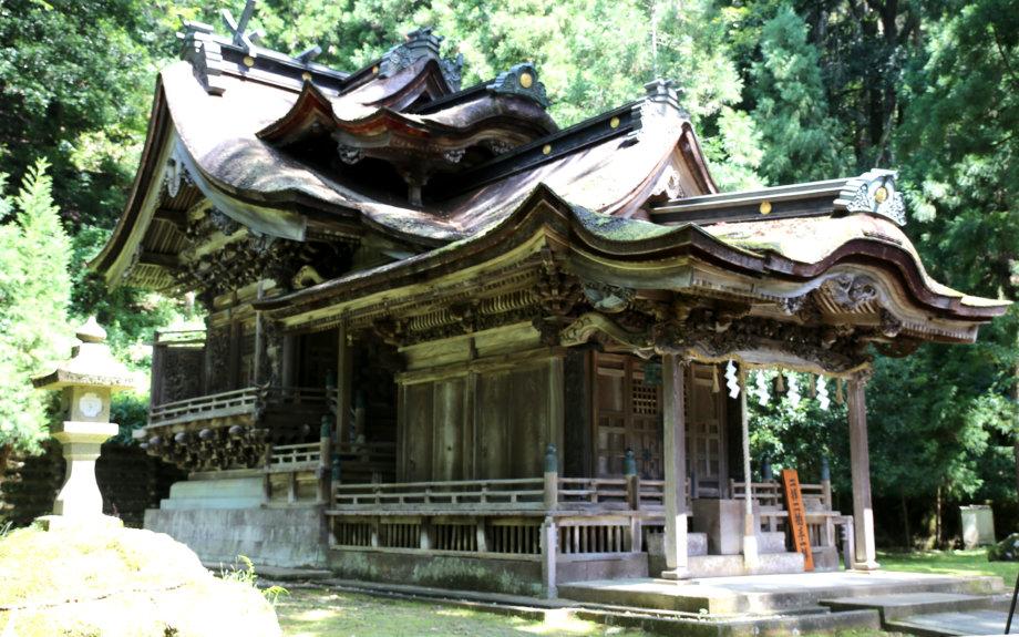 「紙祖神」岡太神社・大瀧神社