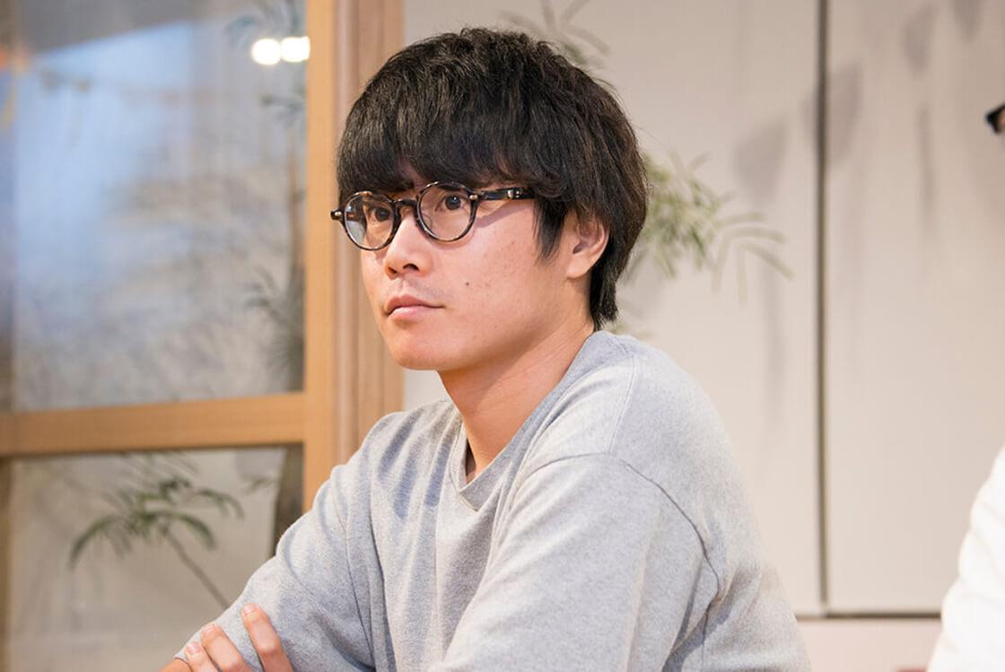 河和田移住者でありヤマト工芸で働く永富三基(ながとみ・みつき)さん