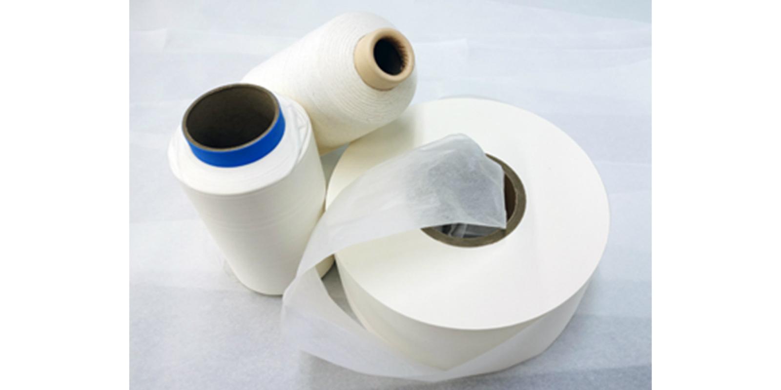 こちらが糸のもととなる和紙
