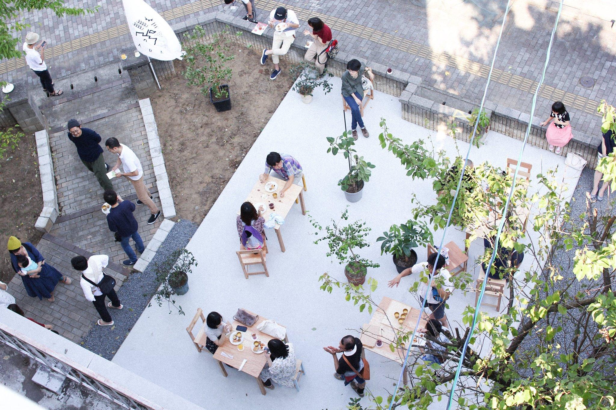 鯖江のコミュニティスペースPARK