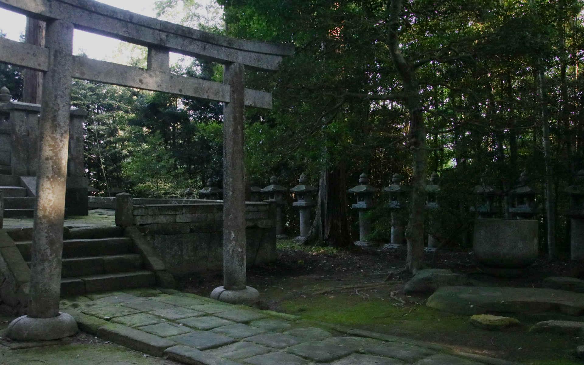 松江ゴーストツアーで訪ねる月照寺