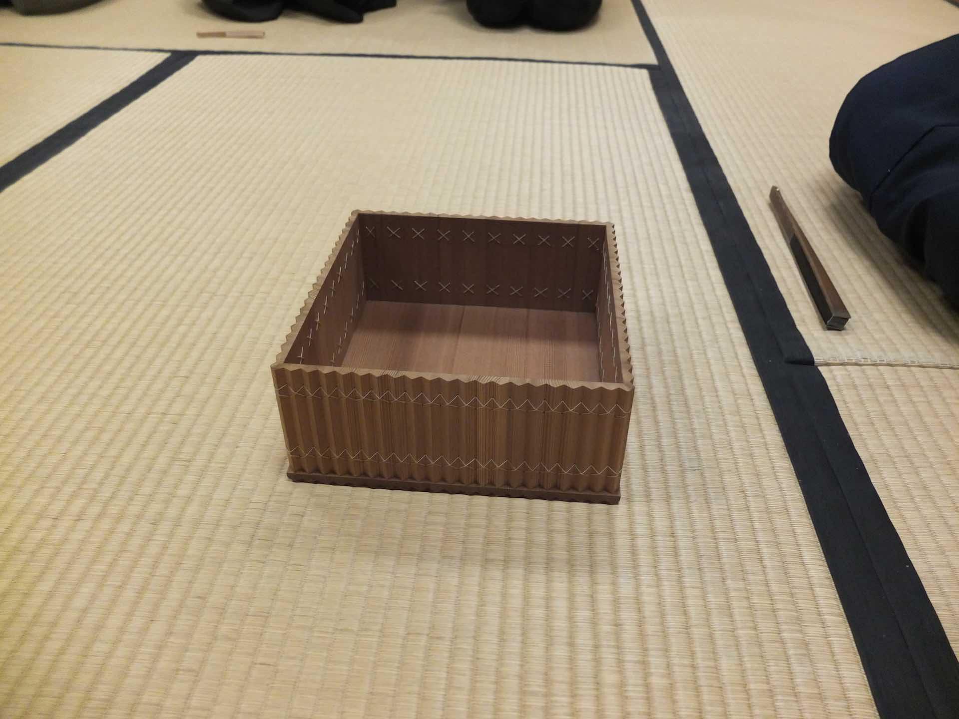 この箱は一体‥‥?