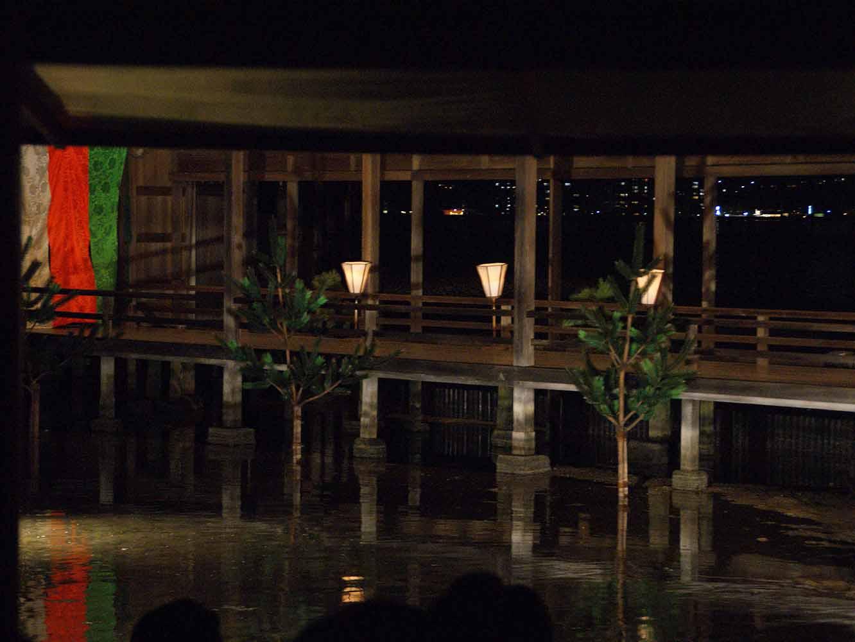 少しずつ水位が上がっています。撮影:M2 エムニー 横田三彩 misai yokota