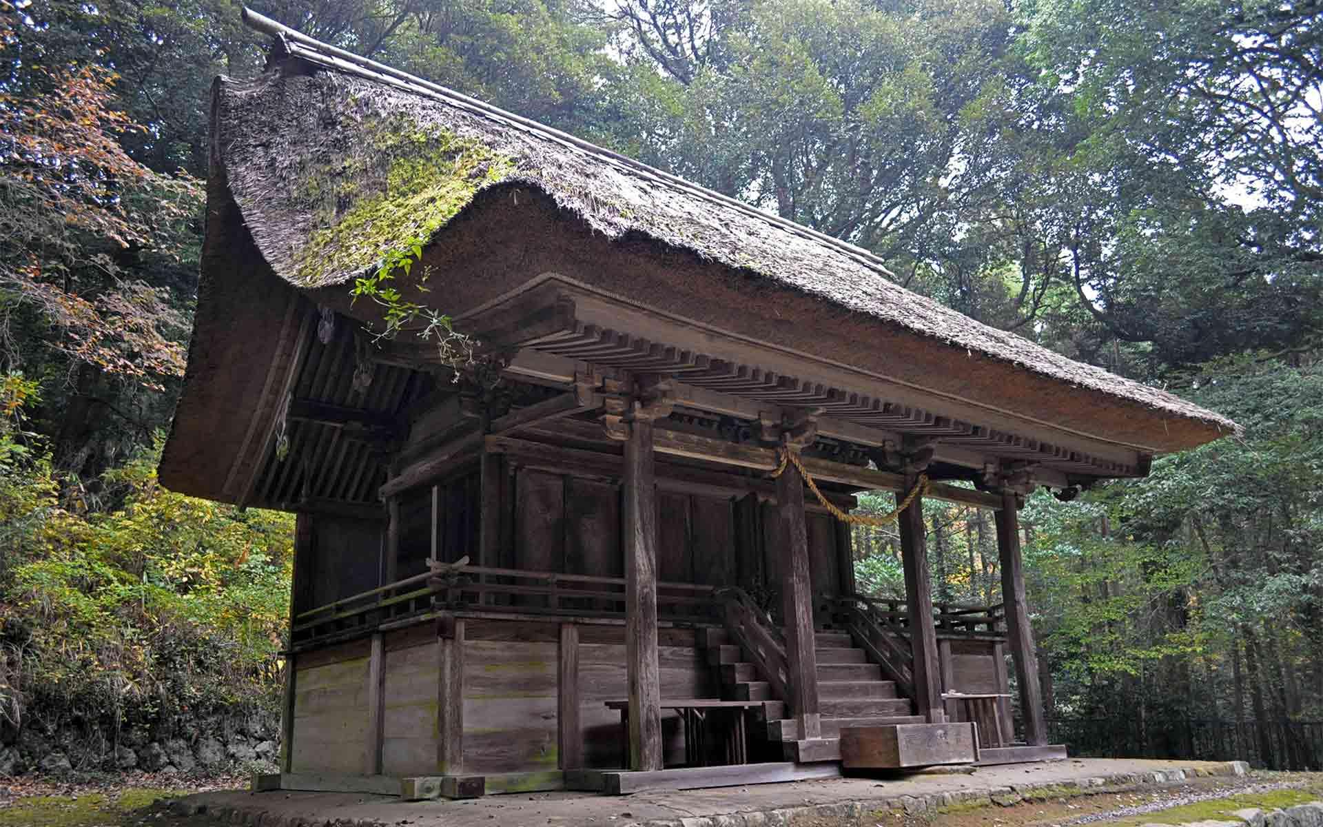 益子の見どころは「屋根」にもあり。中世建築でめぐる4つの文化財