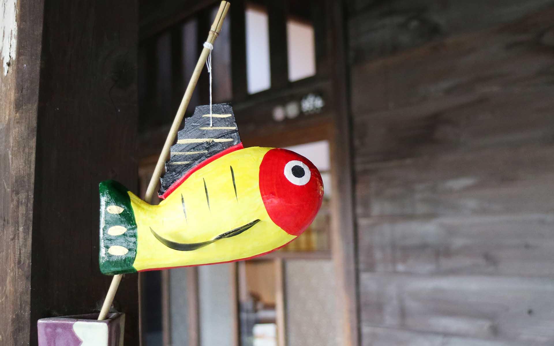 無病息災を祈って飾る「黄ぶな」。宇都宮で愛される郷土玩具ができるまで