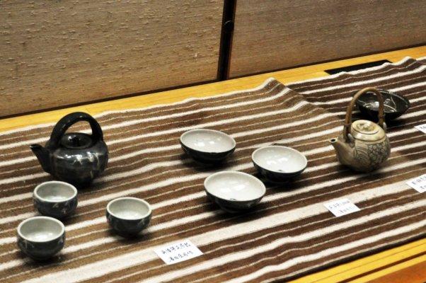 濱田庄司自身も、生活の品々を手掛けた
