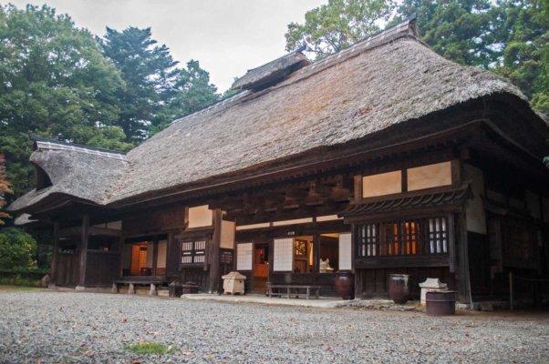 上ん台 (うえんだい)」と呼ばれた別邸。濱田庄司の一番のお気に入りの建物だった