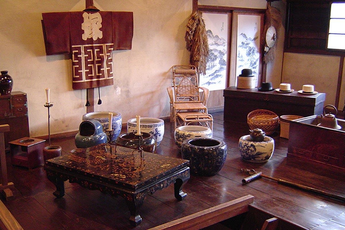 益子焼とつかもとの歴史も知ることができる