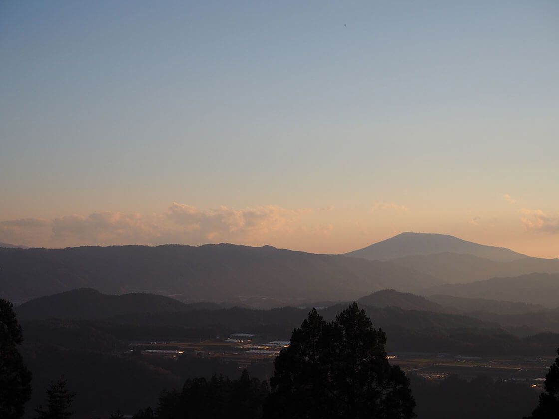 袈裟山。円空の仏像_さんち