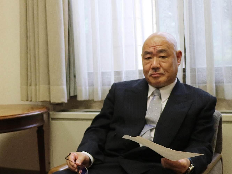 首席楽長 東儀博昭 (とうぎ・ひろあき) さん