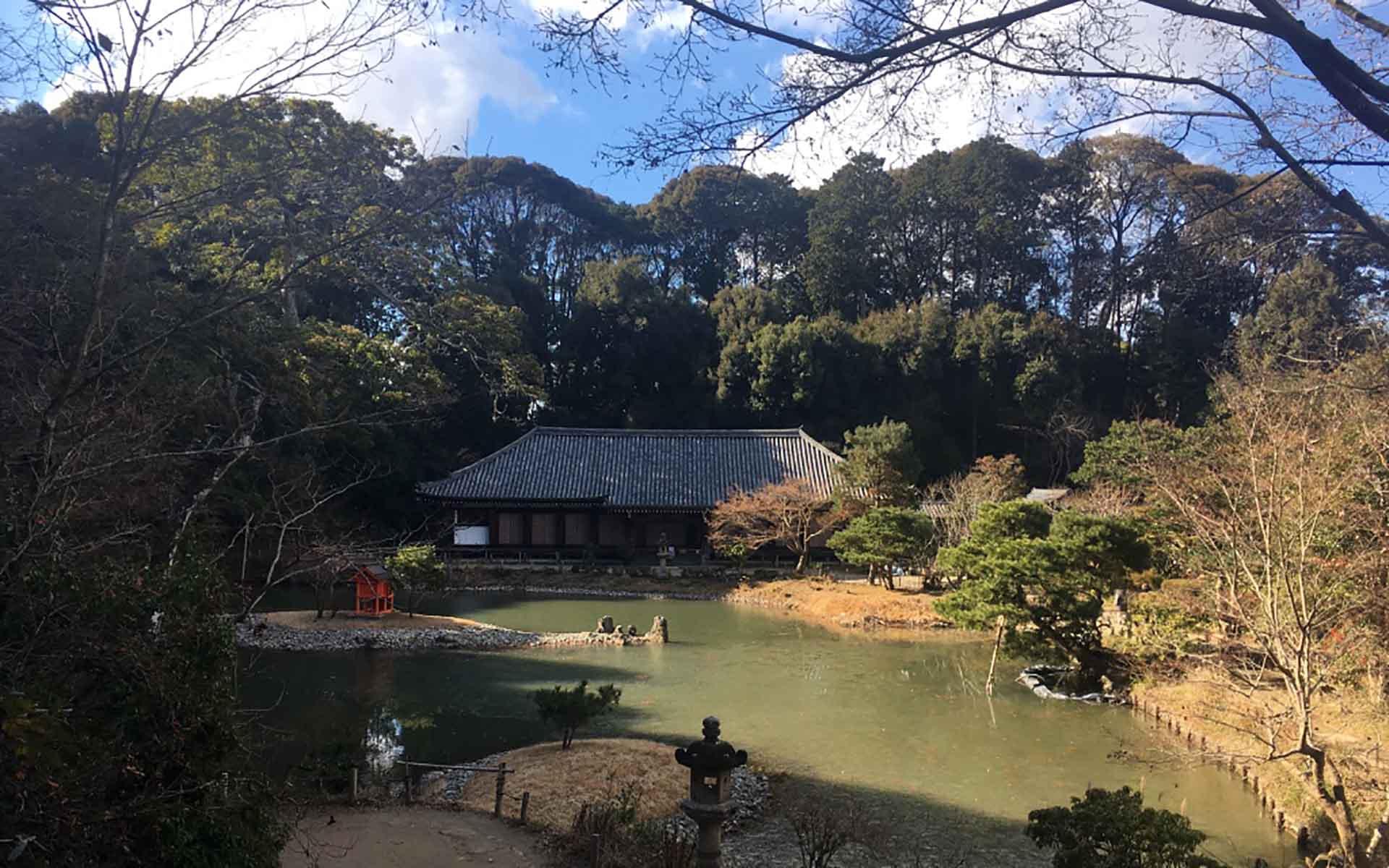 アノニマスな建築探訪 浄瑠璃寺