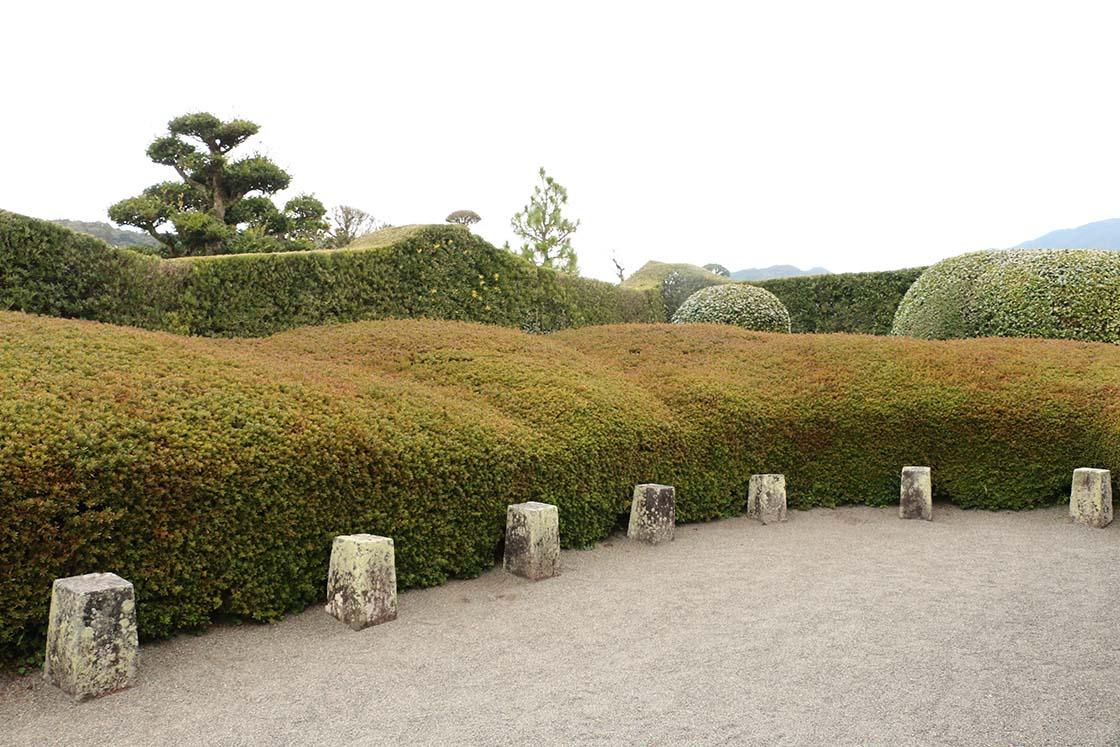 知覧武家屋敷庭園