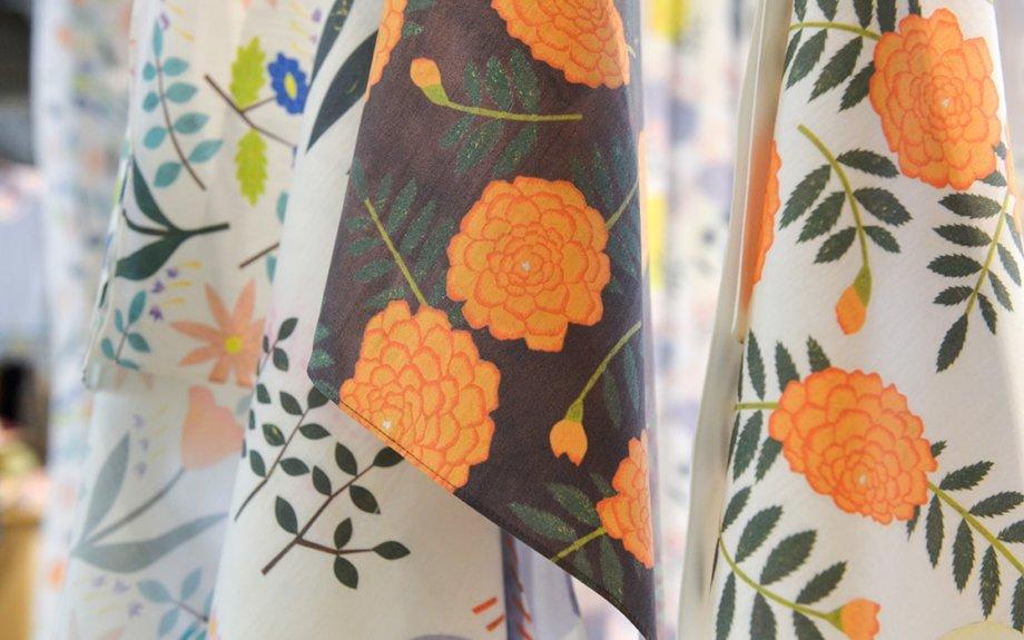 布がきらめく、心きらめく。5周年を迎える「布博」が2月に開催