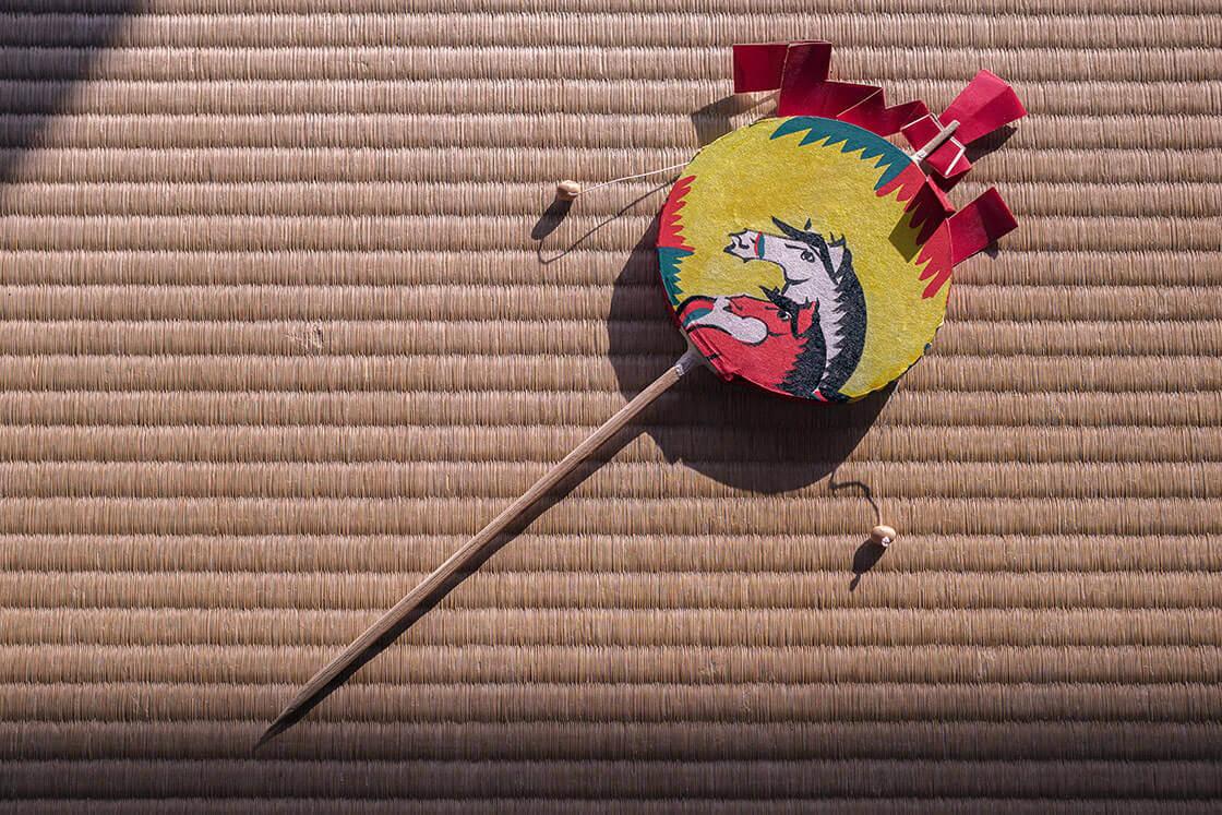 鹿児島神宮の初鼓