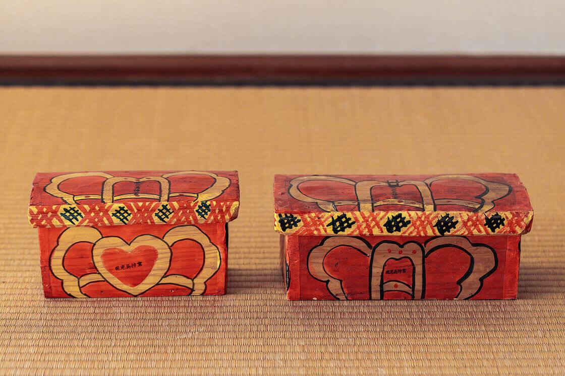 鹿児島神宮化粧箱