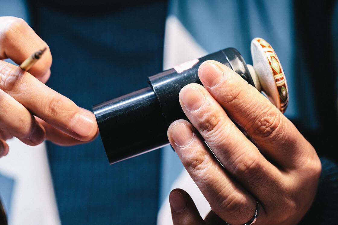 薩摩ボタン道具