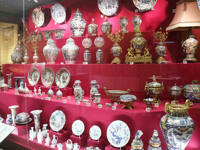 欧州貴族を魅了した古伊万里を世界中から蒐集した蒲原コレクション