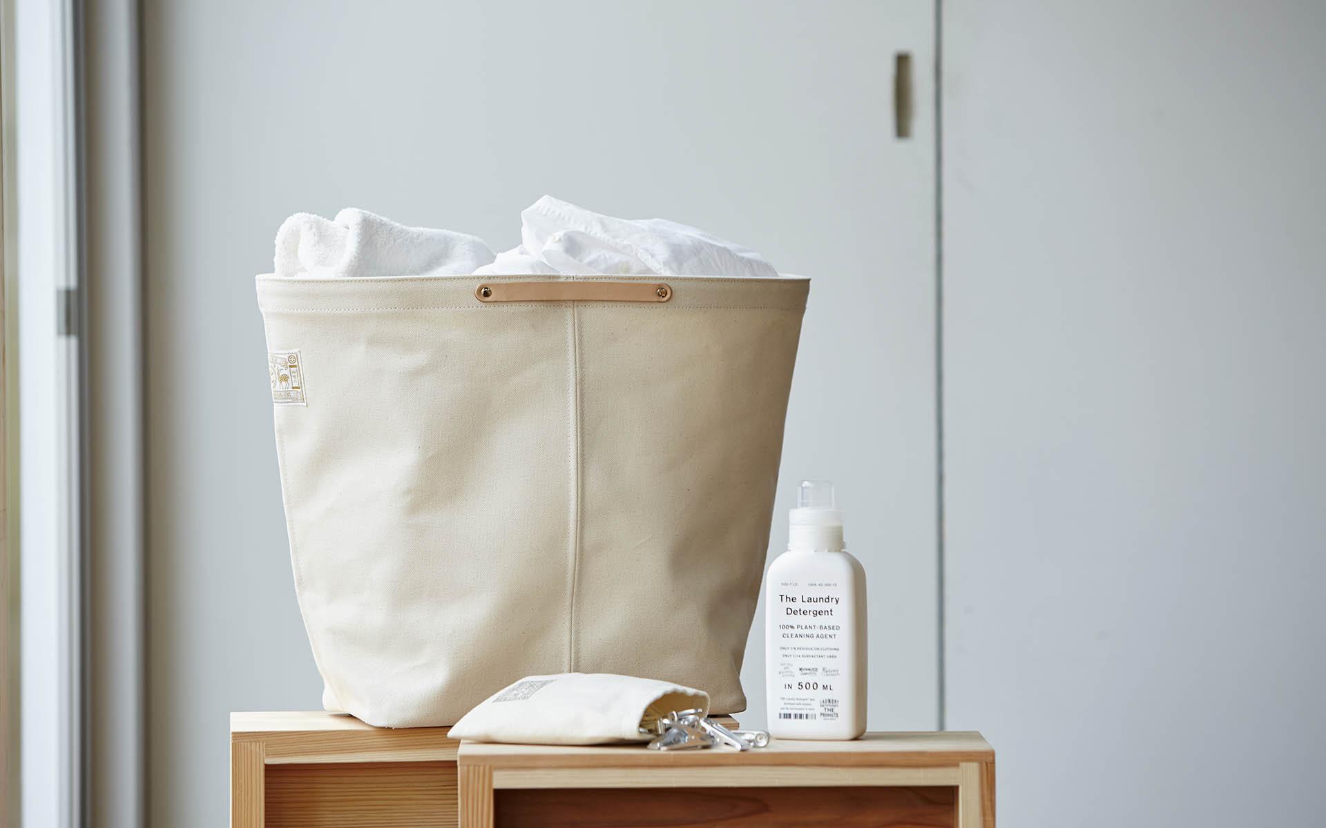 洗剤の新定番。「THE 洗濯洗剤」は自然にも衣類にも人にも優しい