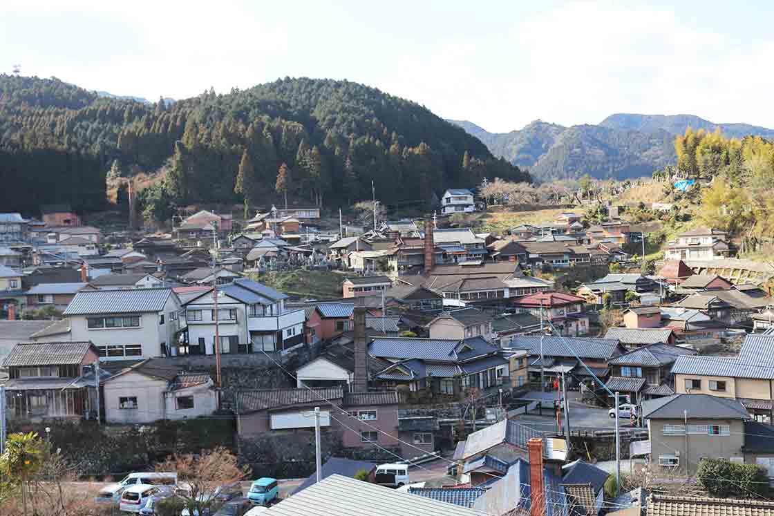 波佐見町 中尾山