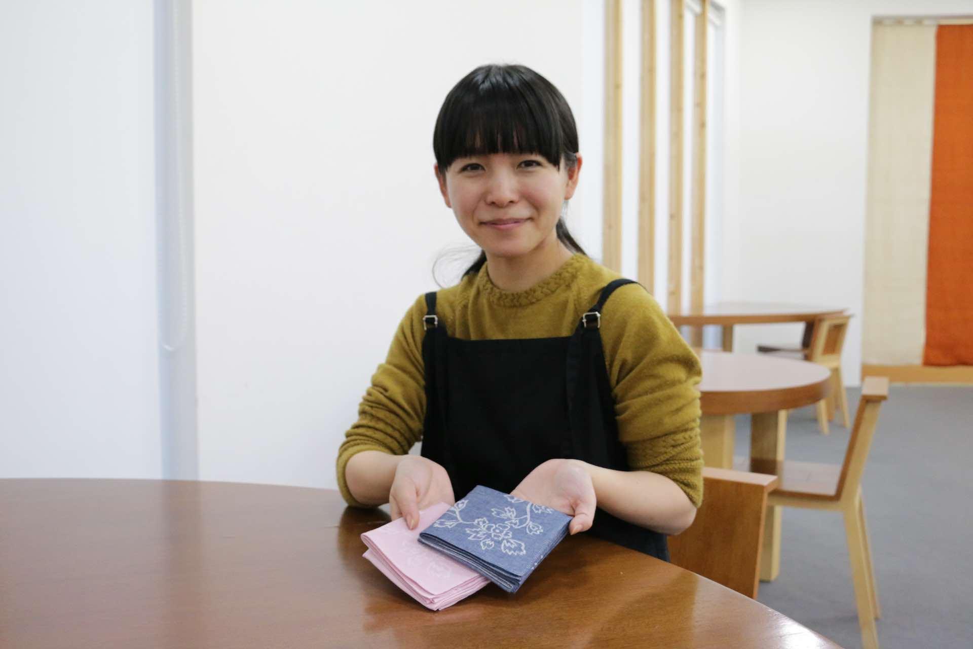 山口葉子さん